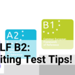 DELF B2 Writing Test Tips!